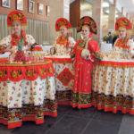 Русские народные Леди фуршет